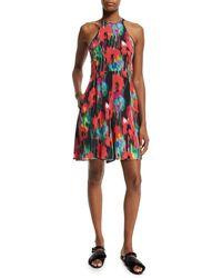 Jason Wu - Sleeveless Floral-print Romper - Lyst