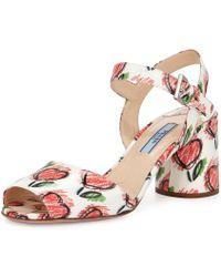 christian louboutin cora heart sandals