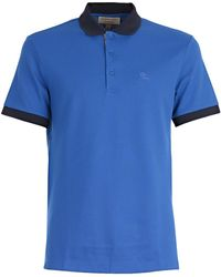 Burberry - Classic Polo Shirt - Lyst