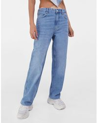 Bershka - Jeans Baggy - Lyst