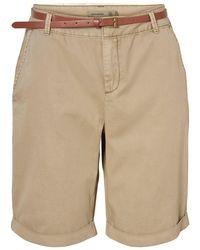 Vero Moda Bermuda Shorts - Bruin