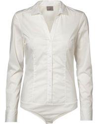 Vero Moda Klassieke Overhemd - Wit