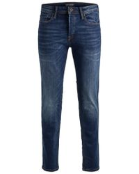 Jack & Jones Tim Original Am 782 50sps Slim Fit Jeans - Blau