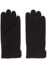 J.Lindeberg Sono Suède Handschoenen - Zwart