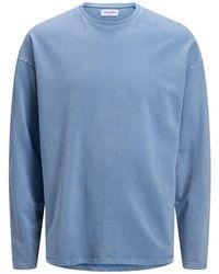 Jack & Jones - Crew-neck Sweatshirt - Lyst