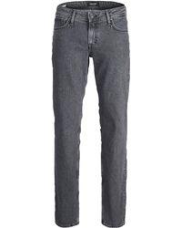 Jack & Jones Clark Original Cj 175 Regular Fit Jeans - Schwarz