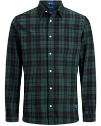 Jack & Jones Lumberjack Overhemd - Groen