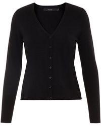 Vero Moda Kort Vest - Zwart