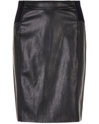 Vero Moda High Waist Rok - Zwart
