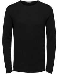 SELECTED - Ronde Hals - Sweater - Lyst