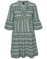 Vero Moda Printed Tunic - Groen