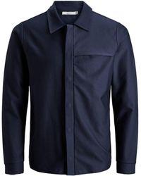 Jack & Jones Workwear Overshirt - Blauw