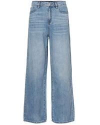 Vero Moda Vmkathy High-waist Loose Fit Jeans - Blauw