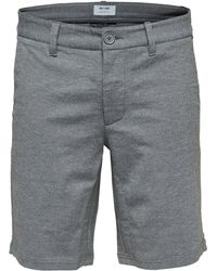 Only & Sons Mark Shorts - Grijs