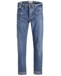 Jack & Jones Chris Royal R219 Rdd Loose Fit Jeans - Blauw