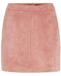 Vero Moda Mini Rok - Roze