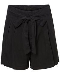 Vero Moda Loose Fit Shorts - Zwart