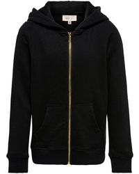 ONLY Hoodie Sweatshirt Dames Zwart