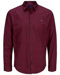 Jack & Jones - Geruit Overhemd - Lyst