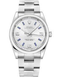 Rolex - Oyster Perpetual 34 Steel - Lyst