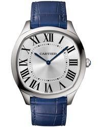Cartier Drive Extra-flat Steel - Multicolor