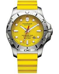 Swiss Army - inox Professional Diver Steel - Lyst