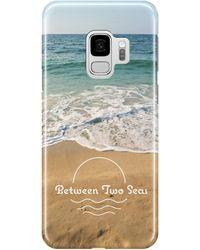 Between Two Seas Samsung Galaxy S9 Full Wrap Case - Multicolor