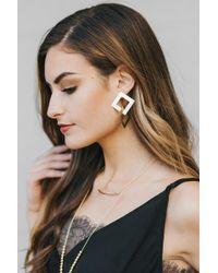 Sheila Fajl - Boone Earrings - Lyst