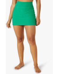 Beyond Yoga Spacedye Move It Skirt - Green