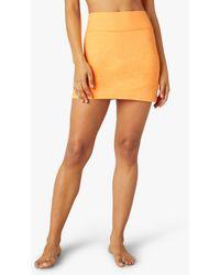 Beyond Yoga Spacedye Move It Skirt - Orange