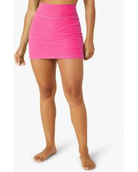 Beyond Yoga Spacedye Move It Skirt - Pink