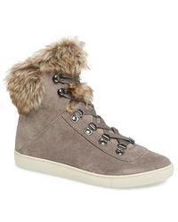 Pour La Victoire - 'nyx' High Top Sneaker - Lyst