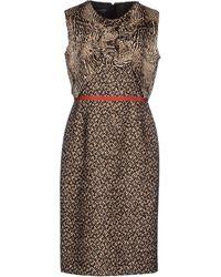 Giambattista Valli Knee-Length Dress - Lyst