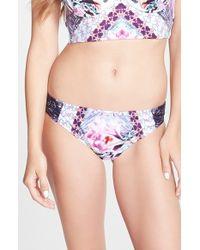 Nanette Lepore Bollywood Charmer Bikini Bottoms - Lyst