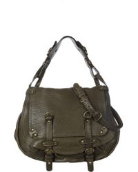 Abaco Leather Bag - Jamily/Java - Lyst