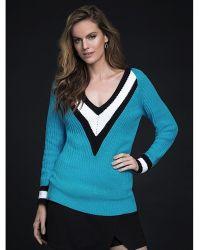 Katherine Barclay - V-neck Sweater - Lyst
