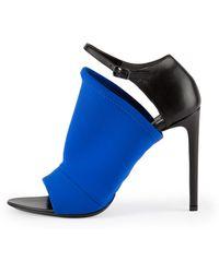 Balenciaga Neoprene Glove Sandal - Lyst