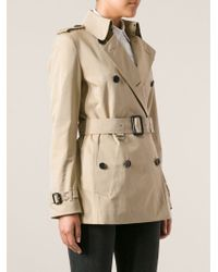 Burberry - 'balmoral' Trench Coat - Lyst