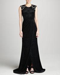 Jason Wu Sleeveless Embellished Gown - Lyst