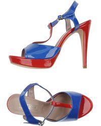 Piumi Sandals - Blue