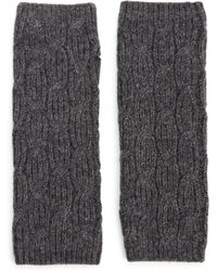 Portolano | Cable-knit Arm Warmers | Lyst
