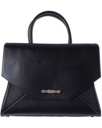 "Givenchy Black ""Obsedia"" Bag - Lyst"