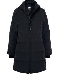 Canada Goose - Heatherton Quilted Shell Down Coat - Lyst