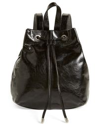 Hobo - 'kendall' Leather Backpack - Lyst