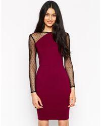 Sugarhill Rosie Dress - Purple