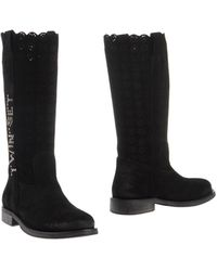 Twin-set Simona Barbieri Boots - Lyst