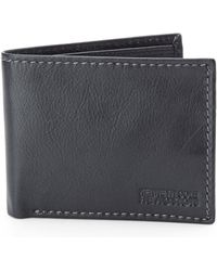 Kenneth Cole Reaction Black Broad Travel Passcase - Lyst