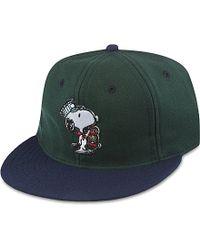 Tsptr - Loco Snoopy Ball Cap, Men's, Green - Lyst