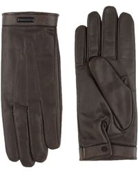Burberry Gloves - Brown