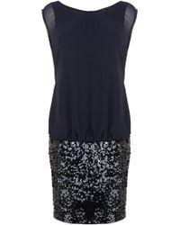 Coast Blue Margarite Dress - Lyst
